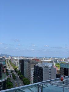 博多の街並み