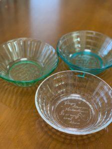 ミスドピングーガラス